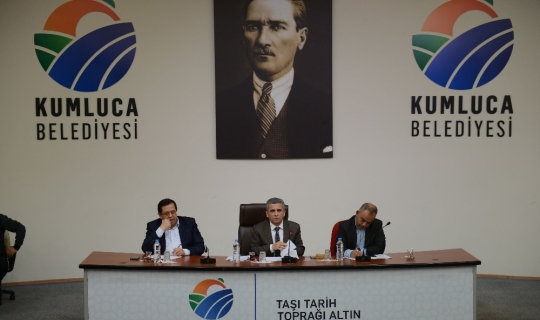 Kumluca Belediyesi Şubat Ayı Olağan Meclis toplantı