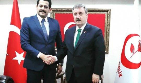 Kürşat Tatar BBP Kepez Belediye Başkan adayı gösterildi