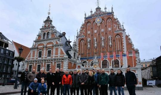 MATSO'dan Letonya'da çıkarması