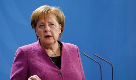 Merkel'den ABD'ye sert mesaj!