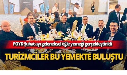 POYD 2019'un ilk geleneksel öğle yemeğini gerçekleştirdi