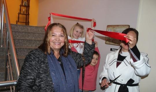 Puşkin Müzesi Antalya'da açıldı