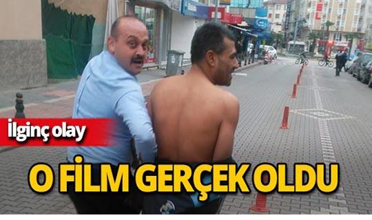 Şener Şen'in Çıplak Vatanadaş filmi gerçek oldu!