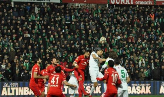 Spor Toto 1. Lig: Denizlispor: 1 - Altınordu: 0