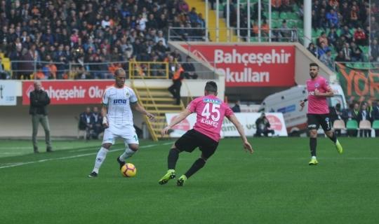 Spor Toto Süper Lig: Aytemiz Alanyaspor: 3 - Kasımpaşa: 0 (Maç sonucu)