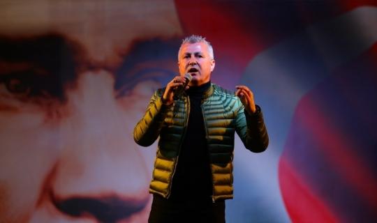 """Şükrü Sözen: """"Antalya'daki dayımız, Muhittin Böcek"""""""