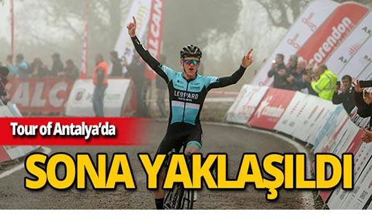 Tour Of Antalya'da üçüncü gün tamamlandı!