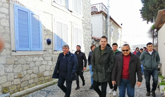 TÜRSAB'dan İzmir'e tanıtım gezisi