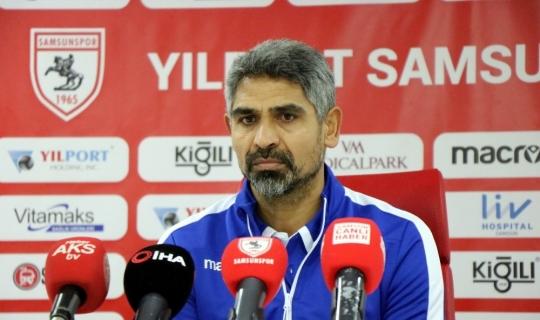 Yılport Samsunspor - Eyüpspor maçının ardından