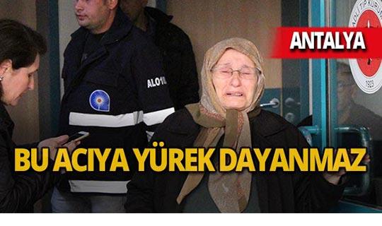 Acılı babaanne gözyaşlarına boğuldu!