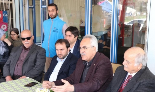 """AK Partili Aydın: """"Cumhur İttifakı'nı tarih yazacak"""""""