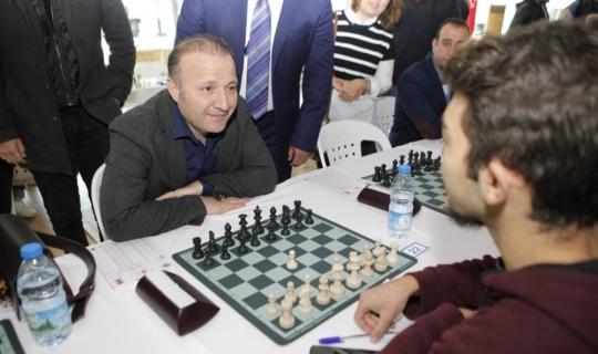 Satranç Turnuvası'nda şampiyonlar belli oldu