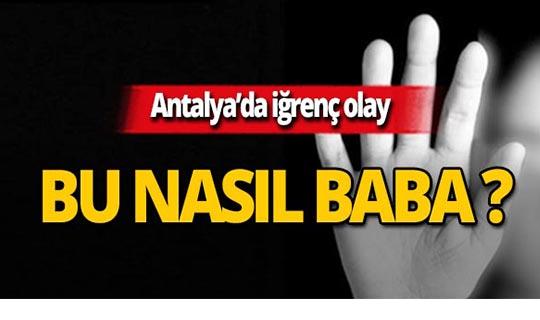 Antalya'da o annenin söyledikleri kan dondurdu!