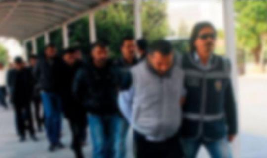 Antalya'da uyuşturucu ticaretine 14 tutuklama