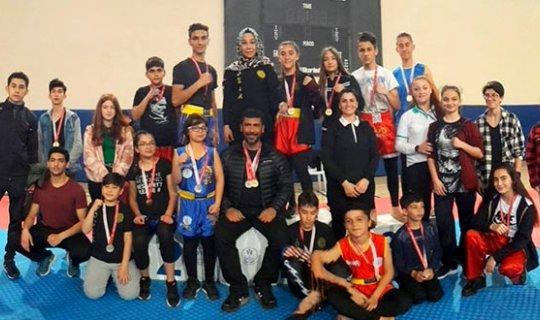 Antalyalı Wushu sporcuları Sakarya yolunda