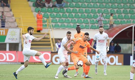 Antalyaspor ile Alanyaspor 6. kez rakip!