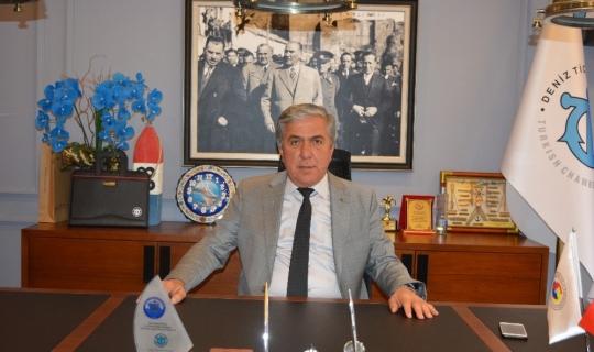 """DTO Antalya Şube Başkanı Ahmet Çetin: """"Denizde iş var"""""""
