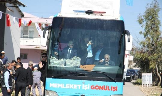 Bakan Soylu'dan Antalya'da önemli açıklamalar