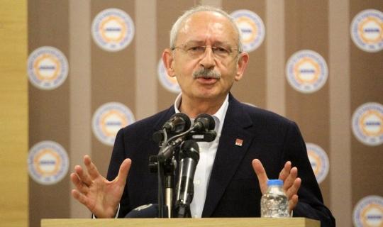 """Kılıçdaroğlu: """"Oluşturacağımız muhtarlık bütçesiyle yardımları ihtiyaç sahiplerine ulaştıracağız"""""""