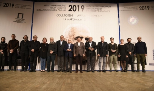 Turgut Cansever mimarlık ödülleri sahiplerini buldu