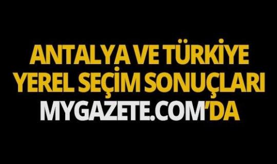Türkiye yerel seçime gidiyor