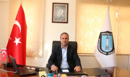 Antalya Otobüsçüler Odası'ndan ücretsiz ulaşıma destek