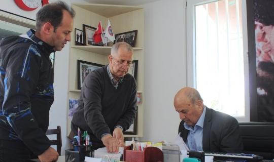 35 yıllık mahallenin 81 yaşındaki 42 yıllık muhtar dedesi