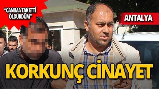 Antalya'da alacak davası cinayetle bitti!