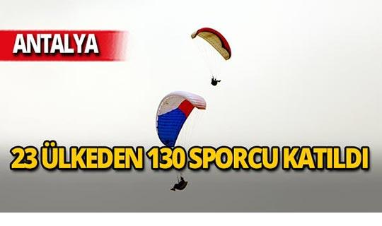 Antalya'da dünya şampiyonası!