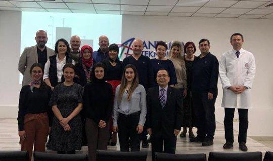 Kordon Kanı Bankacılığı ve Kök Hücre Çalıştayı gerçekleştirildi