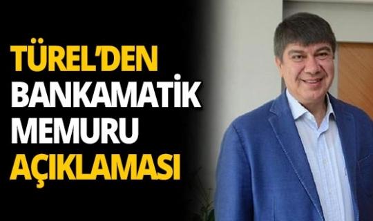 """Eski Başkan Türel'den CHP'li Tekin'e sert cevap: """"İspatlayamazsanız müfterisiniz"""""""