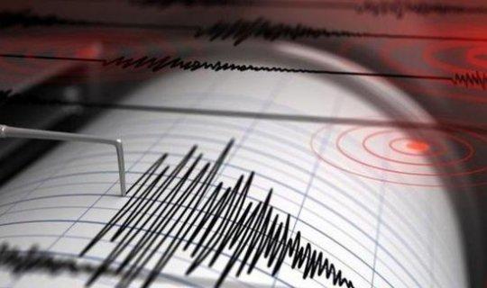 6.3 büyüklüğünde deprem!