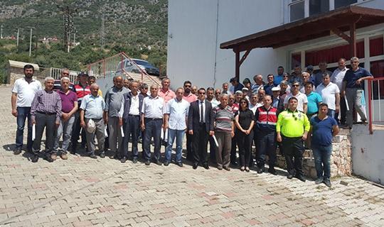 Antalya'da trafik güvenliği konuşuldu