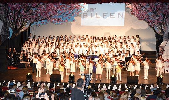 Bilfen'den muhteşem konser