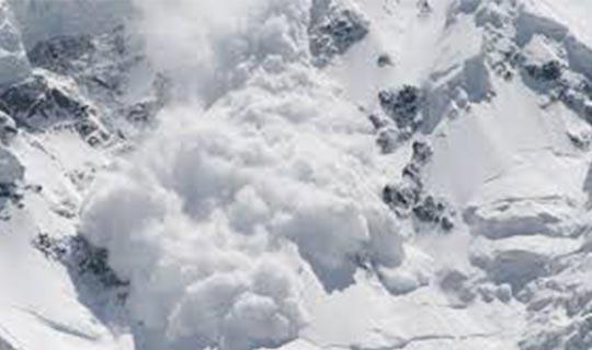Çığ felaketi: 7 turist hayatını kaybetti