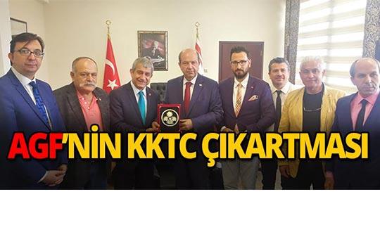 AGF'nin KKTC çıkartması!
