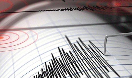 Akdeniz'de 3,2 büyüklüğünde deprem!