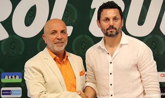 Alanyaspor, Erol Bulut ile sözleşme imzaladı