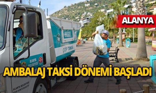 Ambalaj Taksi hizmete başladı!
