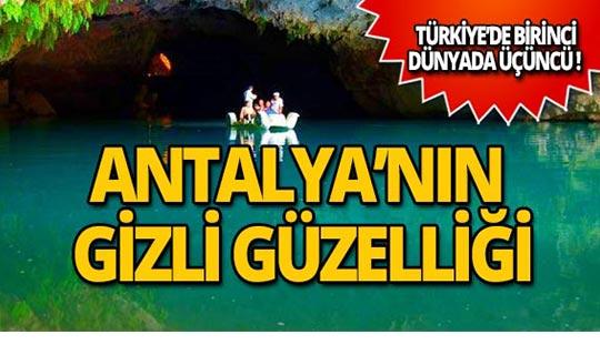 Antalya'nın saklı güzelliği: Altınbeşik Mağarası! 2019 yılı giriş ücretleri, çalışma saatleri....