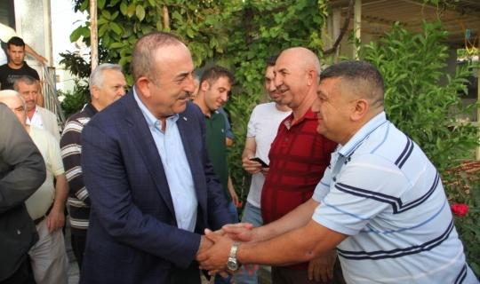 """Dışişleri Bakanı Çavuşoğlu: """"Tüm ümmetin bayramını kutluyorum"""""""