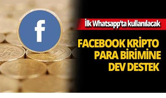 Facebook kripto para birimi gelişiyor!