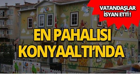 Antalya'da en pahalısı Konyaaltı'nda! Fiyatlar dudak uçuklattı
