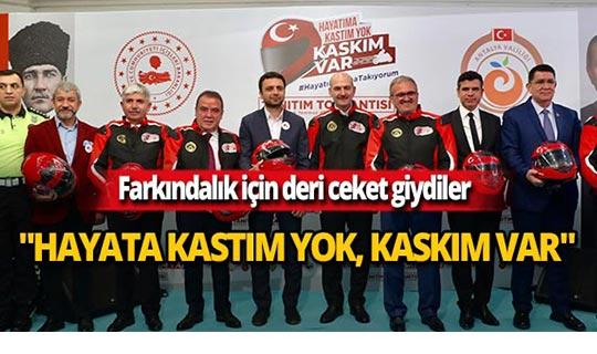 Antalya'da hayat kurtaran proje!
