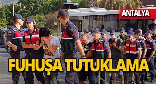 Fuhuşa büyük operasyon: 5 tutuklama!