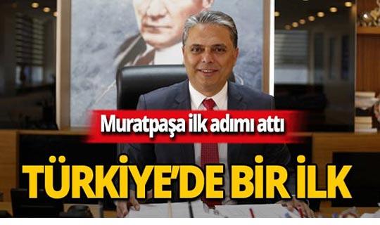 Türkiye'de bir ilk gerçekleştiriliyor!