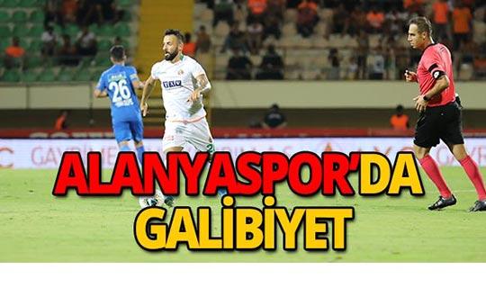 Alanyaspor Kasımpaşa'yı 4-1 mağlup etti