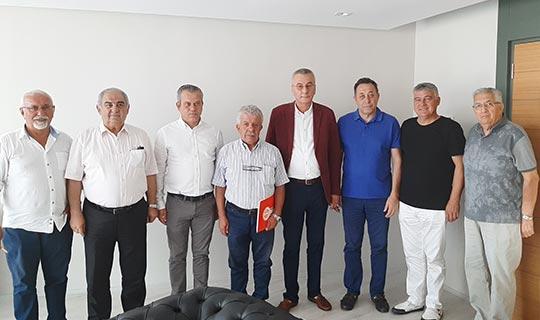Antalyaspor Vakfı'nda görev dağılımı yapıldı