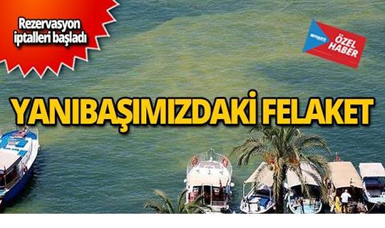 Fethiye'de turizm bitme noktasına böyle geldi