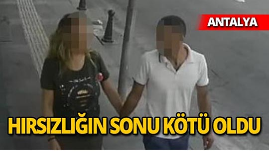 Hırsız sevgililerin hazin sonu